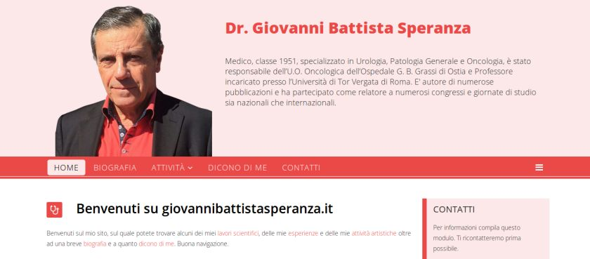 battista speranza